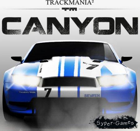 TrackMania 2 Canyon / ТрекМания 2 Каньон (Русский + DLC)