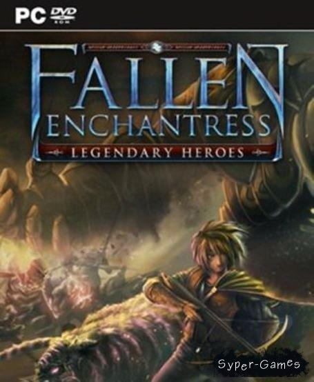 Fallen Enchantress: Legendary Heroes (RUS/ENG/2013) Лицензия. Elemental. Войны