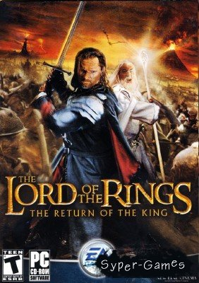The Lord of the Rings - The Return of the King / Властелин Колец -  Возвращение Короля (2003/RePack/RUS/ENG)