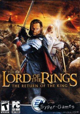 The Lord of the Rings - The Return of the King / Властелин Колец -  Возвращение Короля (2003/RePack/RUS/ENG)