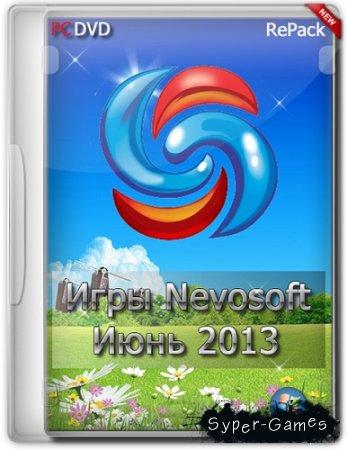 Сборник новых игр от Nevosoft 2013 (2013/PC/RePack/Rus) by GarixBOSSS