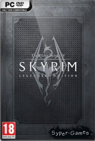 The Elder Scrolls V: Skyrim. Legendary Edition v.1.9.32.0 (2013/RUS/ENG/Steam-Rip от R.G.Pirats Games)