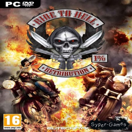 Ride to Hell: Retribution + 1 DLC (2013/ENG/Multi6/Steam-Rip от R.G. GameWorks)