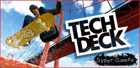 Tech Deck Skateboarding v1.0.0