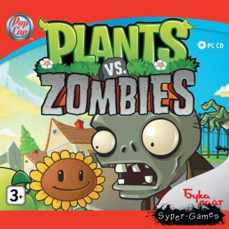 Plants vs Zombies (Rus/Eng/Repack)