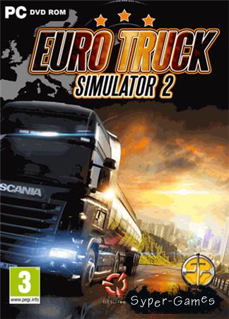 Euro Truck Simulator 2 / С грузом По Европе 2 (RUS/2012/RePack by Revenants/PC)