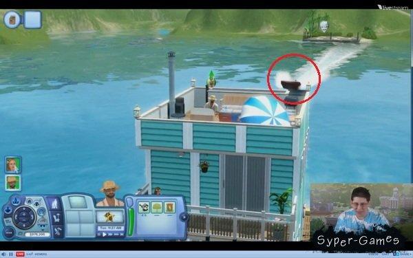 The Sims 3 Райские Острова ключ