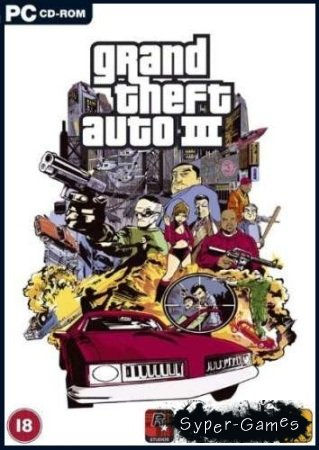 Grand Theft Auto 3 (Rus/Eng/Repack by r.g. Механики)