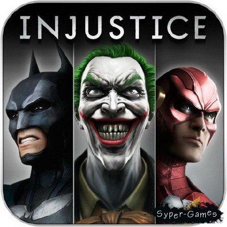 Injustice: Gods Among Us v1.5
