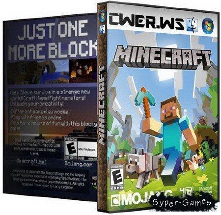 Minecraft 1.6.2 (2013)