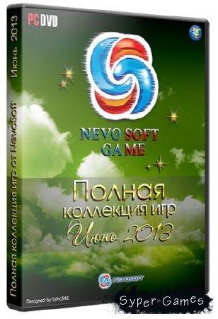 Полная коллекция игр от NevoSoft за Июнь (RUS/2013)