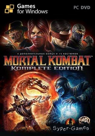 Mortal Kombat Komplete Edition [Steam-Rip] (2013/PC/Eng) by R.G. Origins