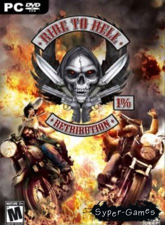 Ride to Hell: Retribution + 8 DLC (2013/ENG/RUS/PC)