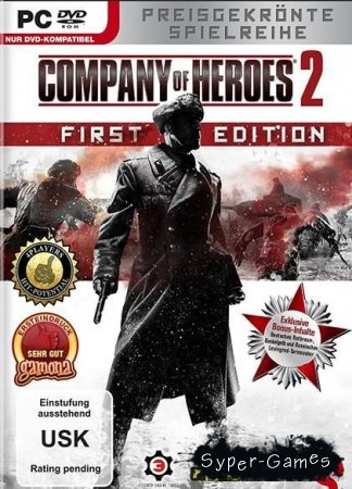 Company of Heroes 2  (2013/ENG/RUS/PC)
