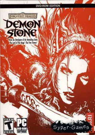 Forgotten Realms Demon Stone (RUS) 2007