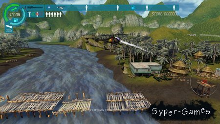 Choplifter HD v1.0