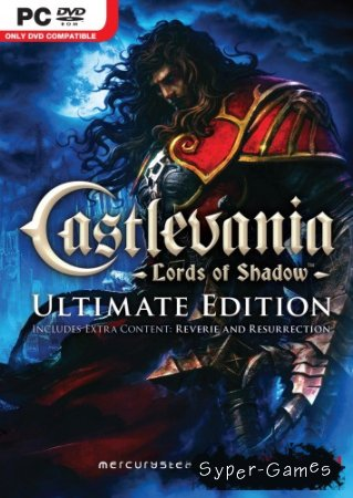 Castlevania: Lords of Shadow – Ultimate Edition [Demo | Steam-Rip] (2013/PC/Eng)