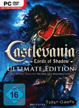 Castlevania: Lords of Shadow – Ultimate Edition (2013/ENG/PC/Demo)