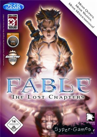 Fable: The Lost Chapters (2005/RUS/PC/RePack)