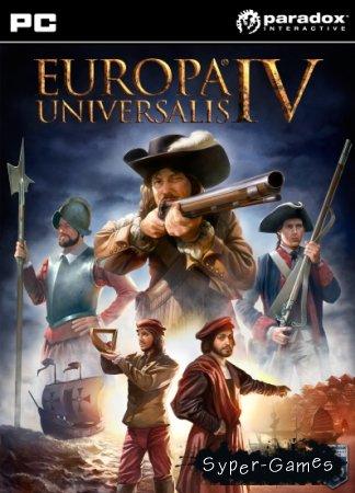 Europa Universalis IV (2013/ENG/MULTI4)