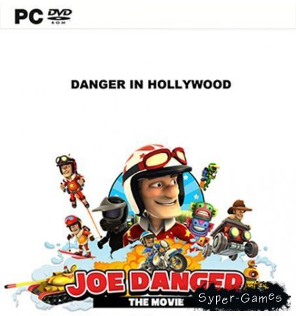 Joe Danger 2: The Movie (2013/PC/ENG/L)