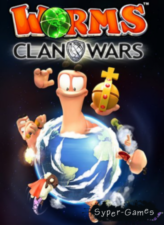 Worms Clan Wars (2013/ENG/MULTI5)