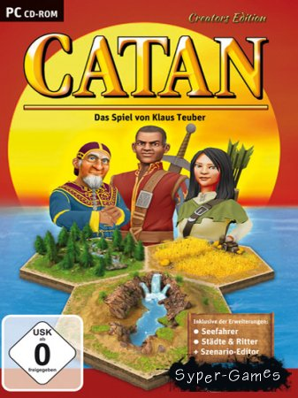 Catan Creators Edition (2013|ENG|DE)