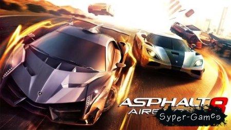 Asphalt 8: Airborne (Android)