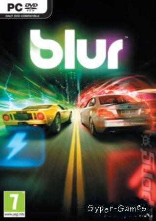 Blur (2010/RUS/ENG/Multi6) Repack от R.G. Catalyst