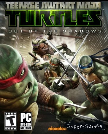 Teenage Mutant Ninja Turtles: Out of the Shadows (2013/ENG/MULTi5)