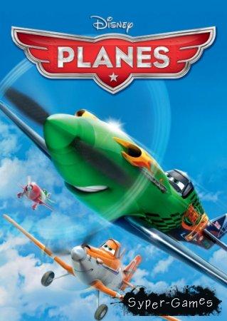 Самолеты / Disney Planes (2013|RUS/ENG|MULTi13)
