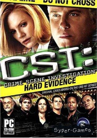 CSI 4: Hard Evidence (2007/Rus/Eng/PC) RePack от LMFAO
