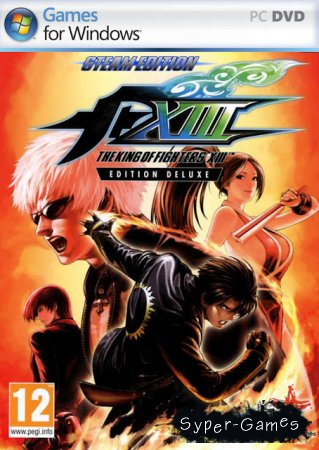 The King of Fighters XIII: Steam Edition (2013/ENG)