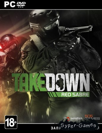 Takedown: Red Sabre (2013/ENG/MULTI5)