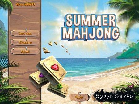 Summer Mahjong (2013/ENG)