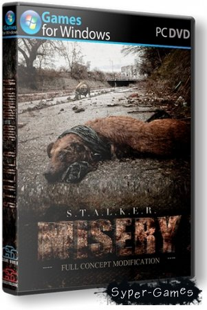 S.T.A.L.K.E.R.: Call Of Pripyat - MISERY 2 (2013/PC/RUS) RePack от SeregA-Lus