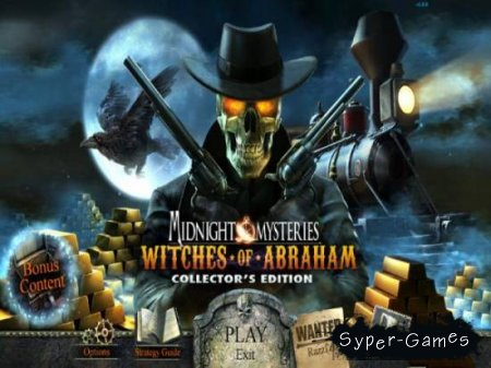 Midnight Mysteries 5: Witches of Abraham Collector's Edition (2013/ENG)