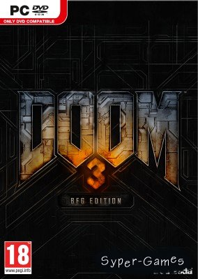 Doom 3 BFG Edition (2012/RUS/RePack)