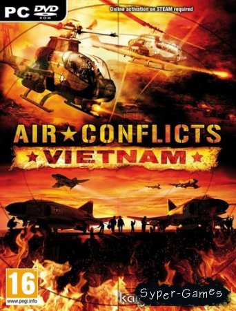 Air Conflicts: Vietnam (v1.0) (2013/Rus/Eng/Multi7/RePack)