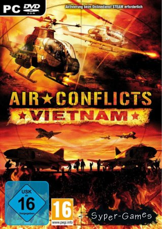 Air Conflicts: Vietnam (2013/RUS/ENG/MULTi7)