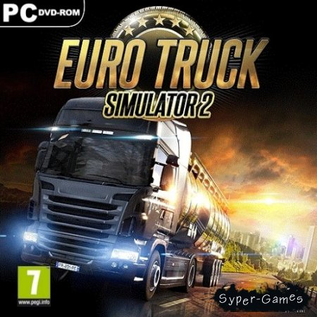 "Euro Truck Simulator 2 ""Пивные цистерны"" (2013/Мод)"