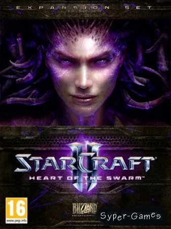 StarCraft 2: Wings of Liberty & Heart of the Swarm (2013/RUS/RePack)
