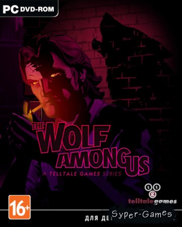 The Wolf Among Us Episode 1 (2013/ENG)