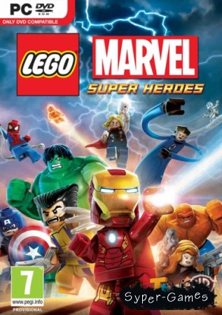 LEGO Marvel Super Heroes (2013/RUS/MULTi10)