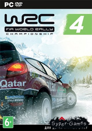 WRC 4: FIA World Rally Championship (2013/ENG/MULTi5)