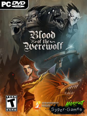 Blood of the Werewolf (2013/ENG)