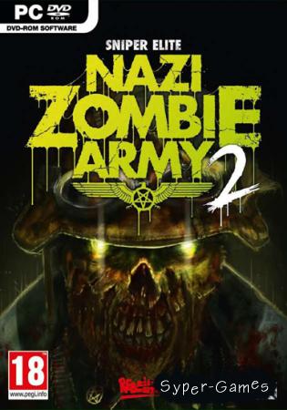 Sniper Elite: Nazi Zombie Army 2 (2013/RUS/ENG/MILTI7)