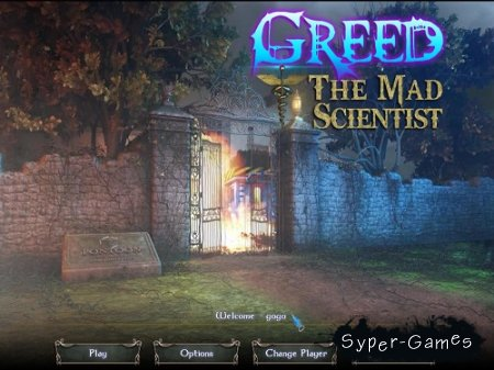 Greed: The Mad Scientist (2013/Eng)