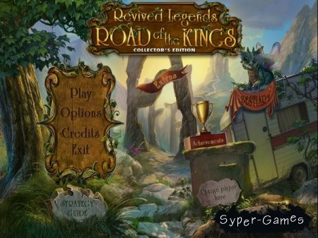 Revived Legends: Road Of The Kings Collector's Edition (2013/ENG)