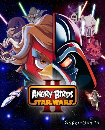 Angry Birds Star Wars 2 (2013/ENG/RePack)